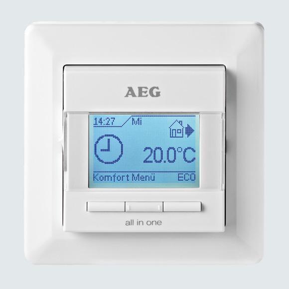 Регулятор температуры пола FRTD 903